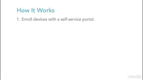 Manage devices without deploying apps: Mobile Device Management with Meraki: Managing iPads