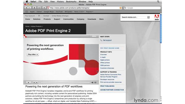 Moving forward: The Adobe PDF Print Engine: Illustrator CS4 Beyond the Basics