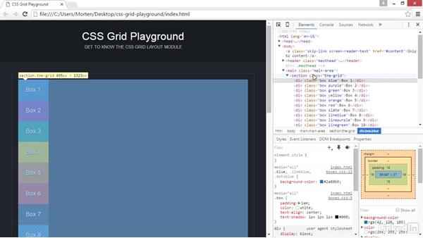 Set up a CSS grid: CSS Grid: First Look