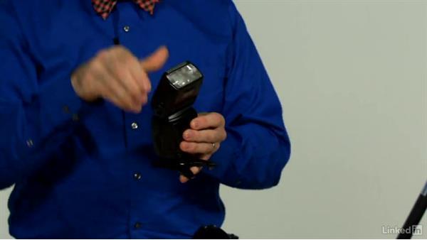 Why use a speedlight over a built-in flash?: Nikon Speedlight Flash Fundamentals