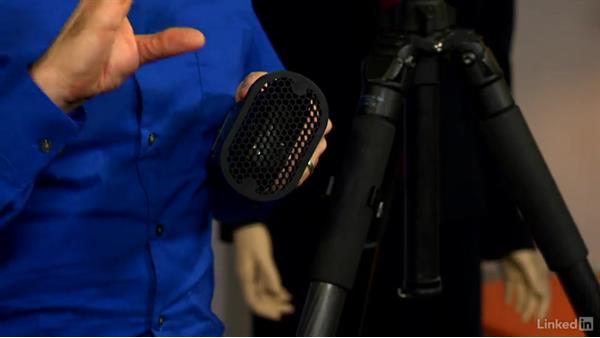 Creating hard light: Nikon Speedlight Flash Fundamentals