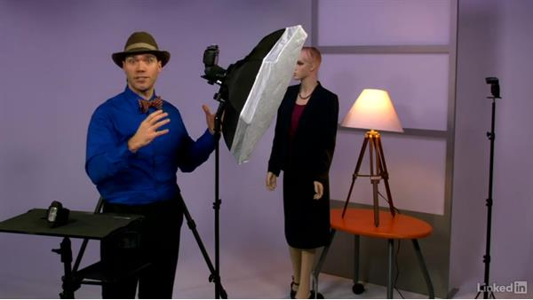 Positioning the flash off camera: Nikon Speedlight Flash Fundamentals