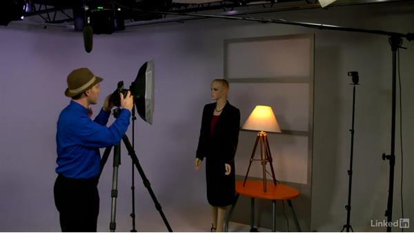 Off-camera flash demo, part 1: Nikon Speedlight Flash Fundamentals