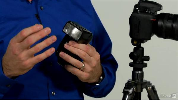 Controlling power and extending battery life: Nikon Speedlight Flash Fundamentals