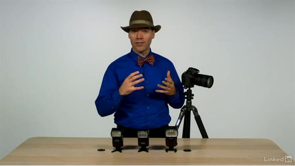 Controlling ambient light: Nikon Speedlight Flash Fundamentals