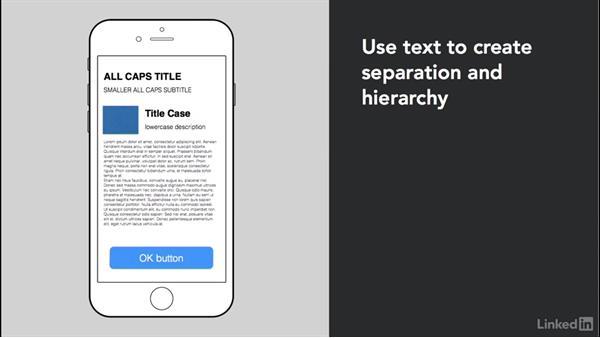 Design best practices: iOS App Development: Essential Courses