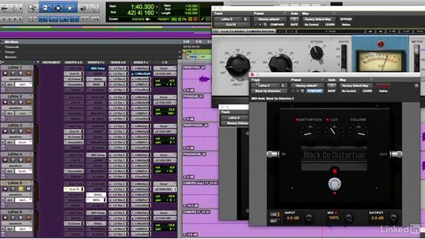 Lead vocal processing techniques: Mixing Techniques for Pop Music, Part 1