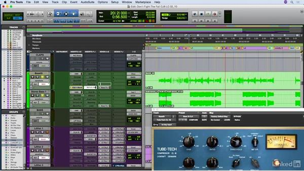 Treating synth bass sounds: Mixing Techniques for Pop Music, Part 1