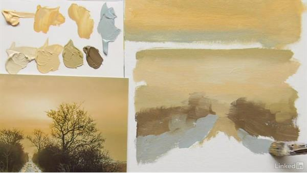 Welcome: Foundations of Painting: Creating Palettes for the Landscape