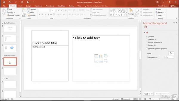 Formatting text: Office 365: Learn PowerPoint