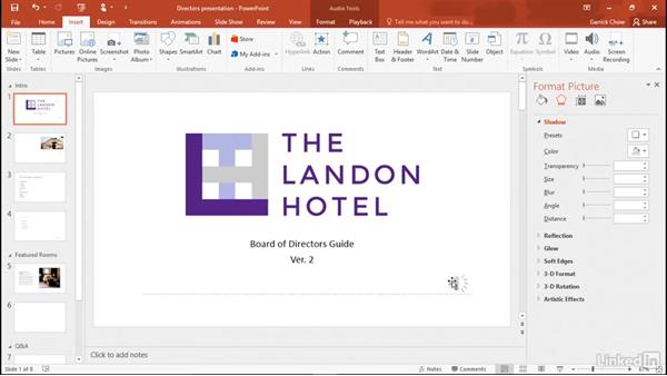 Adding audio: Office 365: Learn PowerPoint