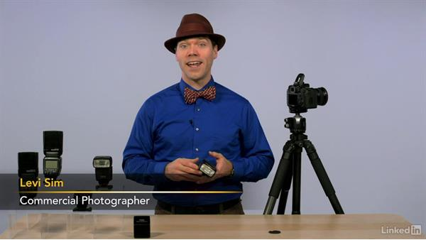 What you'll learn in this course: Canon Speedlite Flash Fundamentals