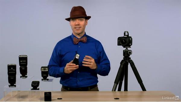Why use a Speedlite over a built-in flash?: Canon Speedlite Flash Fundamentals