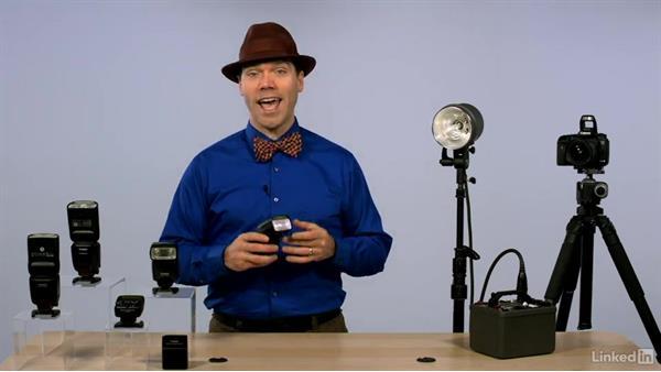 Comparing Speedlites to strobes: Canon Speedlite Flash Fundamentals