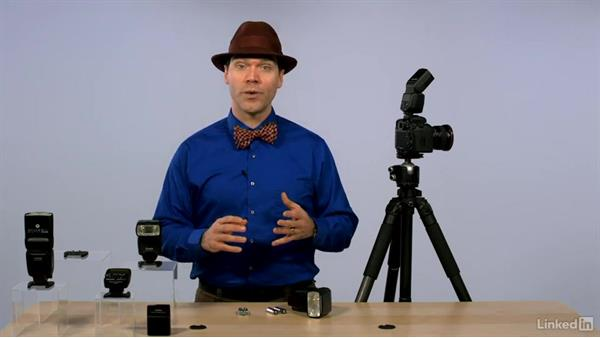 Powering on your Speedlite and choosing the right batteries: Canon Speedlite Flash Fundamentals