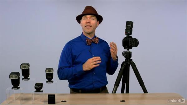 Understanding the ready light: Canon Speedlite Flash Fundamentals