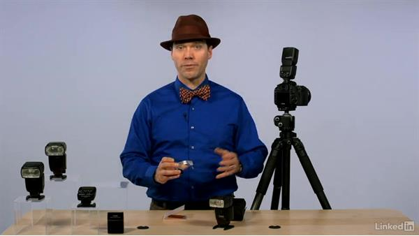 What are these other things in the box?: Canon Speedlite Flash Fundamentals