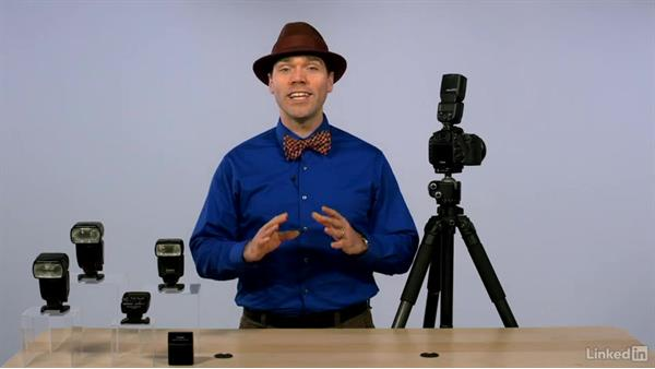 Choosing the right flash modes: Canon Speedlite Flash Fundamentals