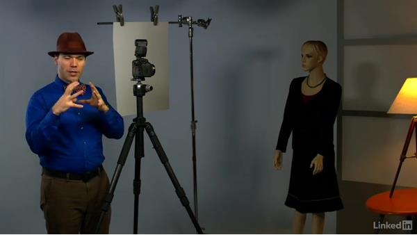 Demonstration: Using first-curtain, second-curtain, and high-speed sync: Canon Speedlite Flash Fundamentals