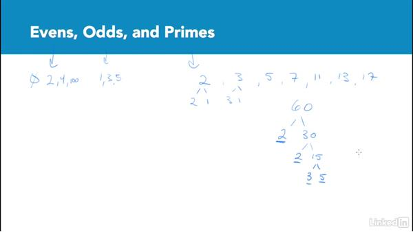 Integers: Even and odd and primes: Test Prep: GRE