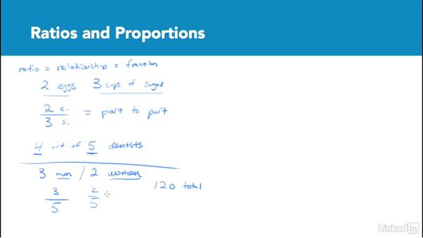 Ratios and proportions: Test Prep: GRE