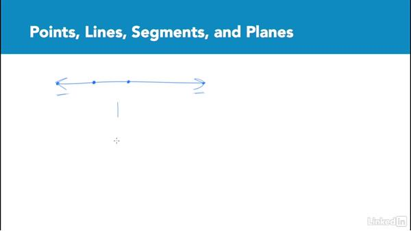 Point, lines, segments, and planes: Test Prep: GRE