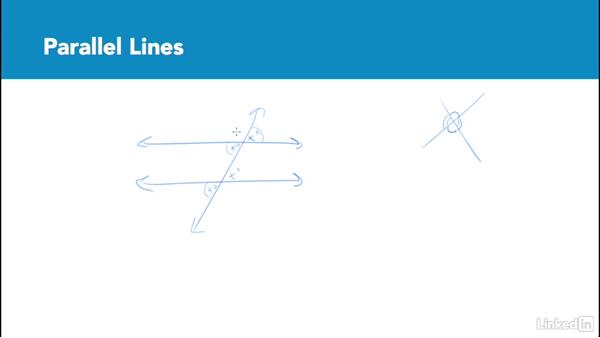 Parallel lines: Test Prep: GRE