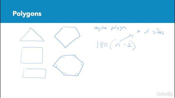 Polygons: Test Prep: GRE
