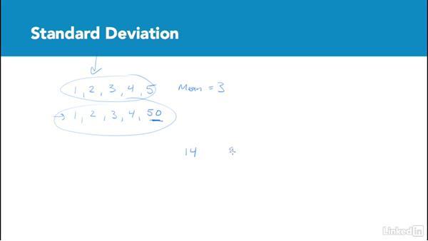 Standard deviation: Test Prep: GRE