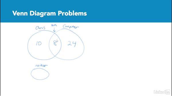 Venn diagram problems: Test Prep: GRE