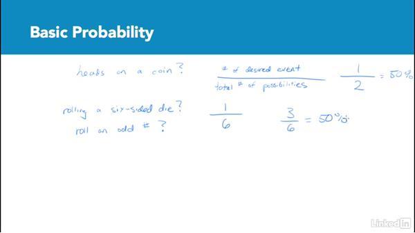 Basic probability: Test Prep: GRE
