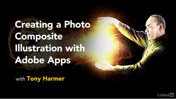 Welcome: Creating a Photo Composite Illustration with Adobe Apps