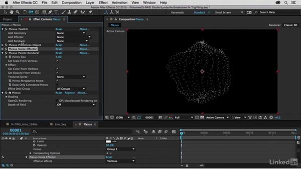 Intro to Plexus: After Effects Breakdowns - N-Trig Commercial