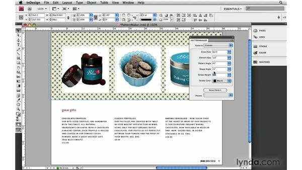 2. PatternMaker: InDesign CS4: 10 Free Must-Have Plug-ins