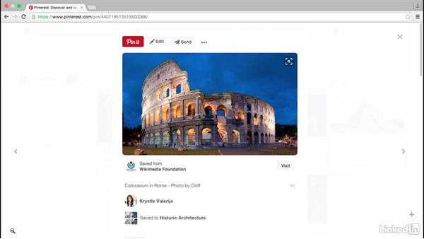 Pinterest: Curate pins to build a brand: Personal Branding on Social Media