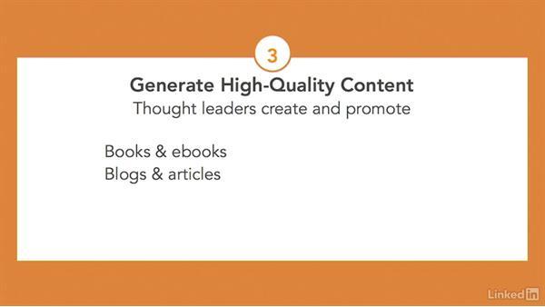 Social media for thought leadership: Personal Branding on Social Media