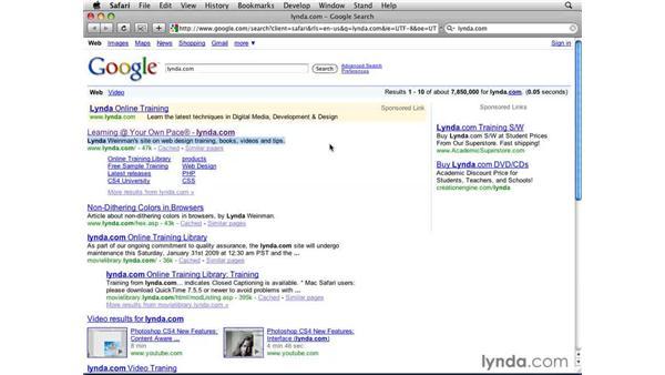 Adding descriptions: Flash CS4 Professional: Building Search Engine Friendly Sites