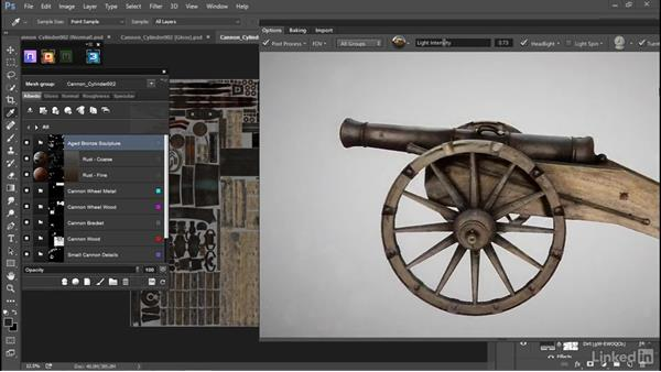 Goodbye: PBR Materials with Blender & Quixel