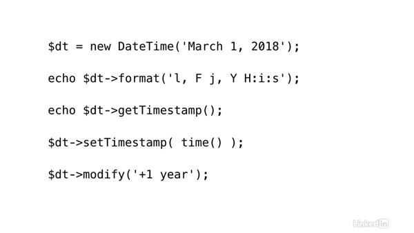 PHP DateTime: Easy PHP Projects: Time Zone Conversion