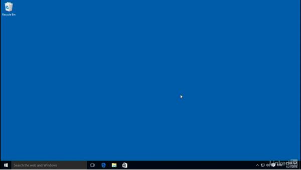 Connect to local networks and install updates: Setting Up a New PC