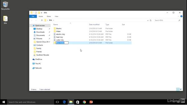 Understand files and folders: Computer Literacy for Windows 10