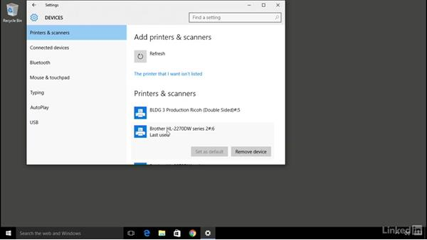 How to set up a printer: Computer Literacy for Windows 10