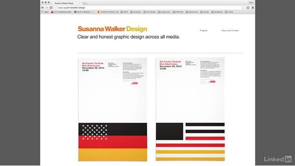 Projects: Running a Design Business: Self Promotion