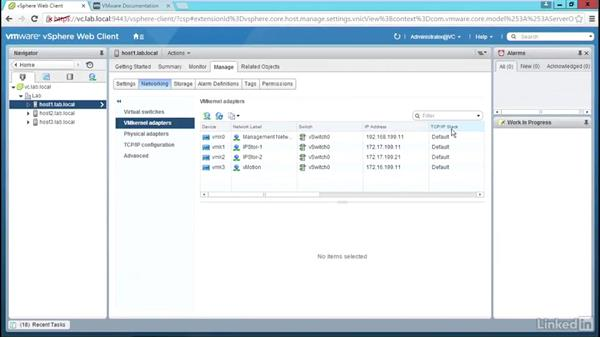 Welcome: Configure and Manage VMware vSphere 6 Networking