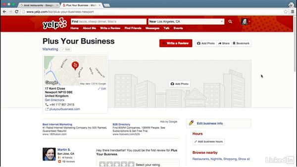 How to use Yelp to get more customer reviews: Managing Online Customer Reviews