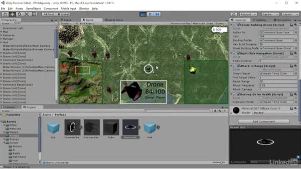 Welcome: Unity 5: Build a Real-Time Strategy Game