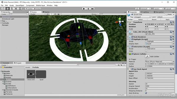 Player color: Unity 5: Build a Real-Time Strategy Game
