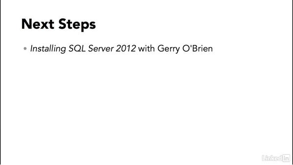 What's next?: SQL Server 2014 Backup and Recovery