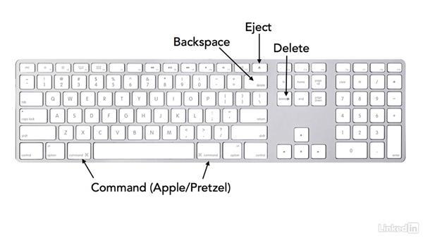 Keyboard basics: Switching from Windows 10 to Mac