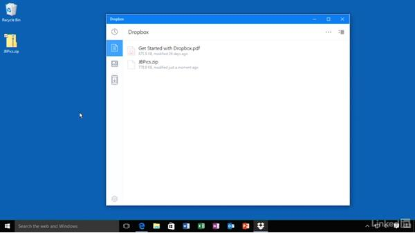 Transfer files online: Switching from Windows 10 to Mac